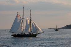 Schooner Thomas E. Lannon copyright Kim Smith - 08