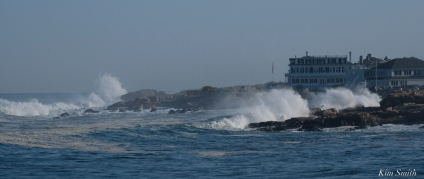 Hurricane Humberto Gloucester Back Shore Massachusetts copyright Kim Smith - 06