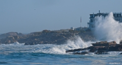 Hurricane Humberto Gloucester Massachusetts copyright Kim Smith - 07
