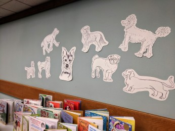 MARY RHINELANDER_children's picture book Why do dogs_ featured at Christy's story time Sawyer Free Library Cape Ann Reads_20190911_© c ryan (3)