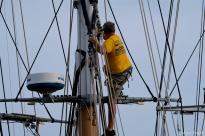 Schooner Festival Gloucester Parade of Sail copyright Kim Smith - 09 copy
