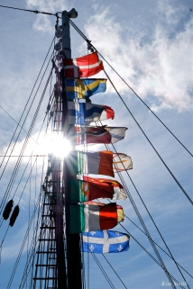 Schooner Festival Gloucester Parade of Sail copyright Kim Smith - 31 copy
