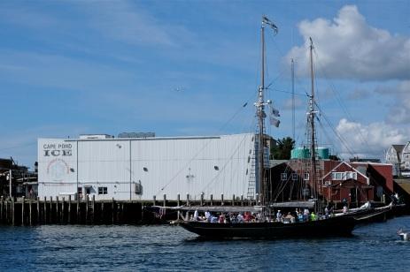 Schooner Festival Gloucester Parade of Sail copyright Kim Smith - 35