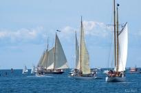 Schooner Festival Gloucester Parade of Sail copyright Kim Smith - 43 copy