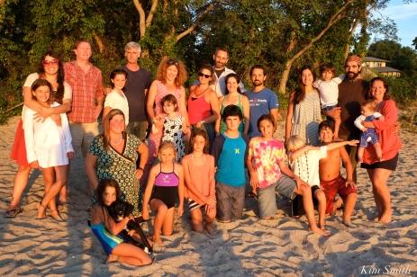 East Gloucester Friends Niles Beach -3 August 29, 2016 copyright Kim Smith