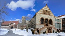 Thomas Crane beautiful Quincy library 20190307_© c rya