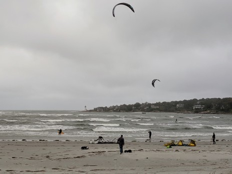 windy choppy waves_Wingaersheek Beach kite surfing_ day 3 nor'easter_2019 Saturday October 12_© c ryan (5)
