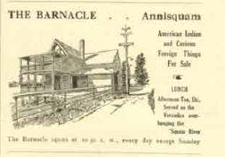 Barnacle ad 1914