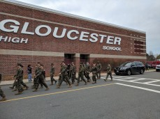 JROTC parade by_Veterans Day 11Nov 2019 Gloucester MA_©c ryan (1)