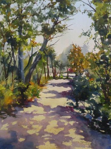 Marion Hall - Captiva Beach Path