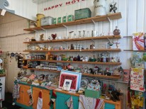 Folly cove and vintage wares_Alexandra's Bread bakery and shop vintage finds and local artists Decembr 2019 Gloucester Mass_photograph ©c ryan (1)