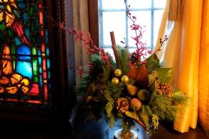 Hammond Castle Christmas Gloucester Massachusetts copyright Kim Smith - 27