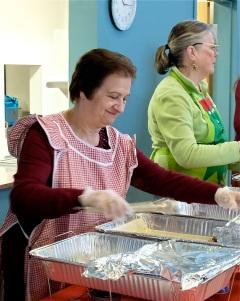Santa Breakfast Rose Baker Senior Center copyright Kim Smith - 02