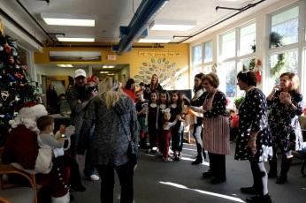 Santa Breakfast Rose Baker Senior Center copyright Kim Smith - 13