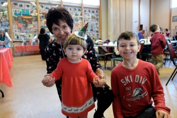 Santa Breakfast Rose Baker Senior Center copyright Kim Smith - 18