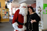 Santa Breakfast Rose Baker Senior Center copyright Kim Smith - 27