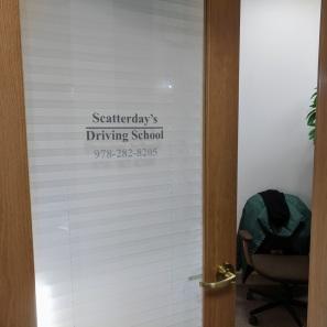 Scatterday's Driving School_85 Eastern Avenue office building_in the former Eastern Avenue neighborhood School_Gloucester Mass December 2019 © c ryan (7)