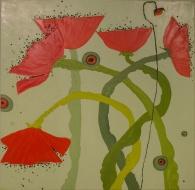 Tusinski - Cambridge Poppies