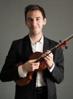 David Rubin.ConcertMaster.Violin