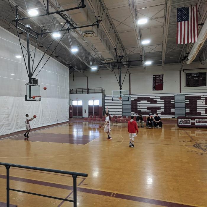 GHS jv bball warm up_20200119_Gloucester High School gym ©c ryan