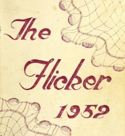 Gloucester High School Class of 1952_detail from GHS flicker cover