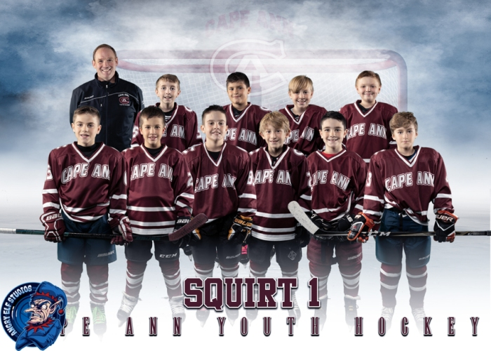 Squirt 1 Team