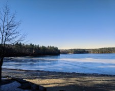 Walden Pond_20200126_winter morning_Concord Massachusetts photograph © c ryan (1)
