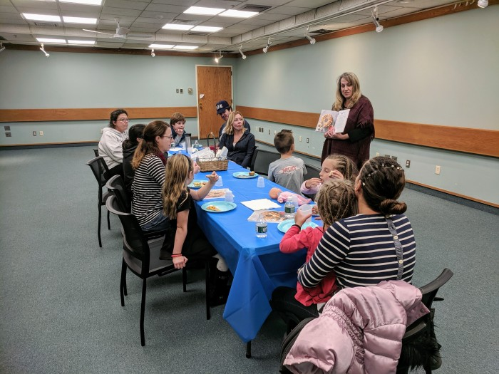 Cook a Book at Sawyer Free children's library _with Justine _20191122_Gloucester Mass c ryan (1)