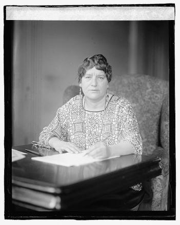 Inez Haynes Irwin March 16 1923 collection library of Congress