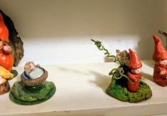 miniatures clay and acorns by fine artist Betty Allenbrook Wiberg_20200206_©c ryan