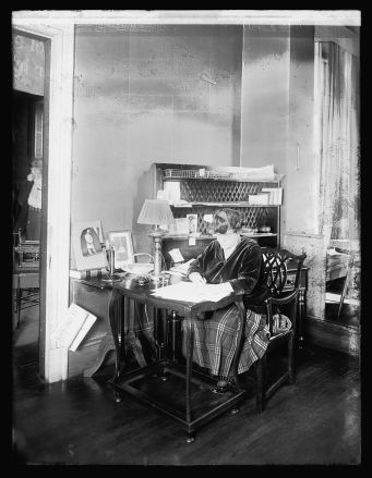 Mrs. Inez Haynes Irwin collection november 20 1920 library of Congress