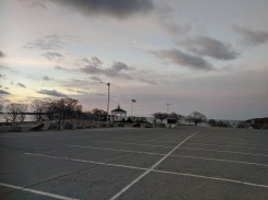 pink sky grey clouds winter trees_February morning Stage Fort Park Gloucester Mass photograph ©c ryan (3)