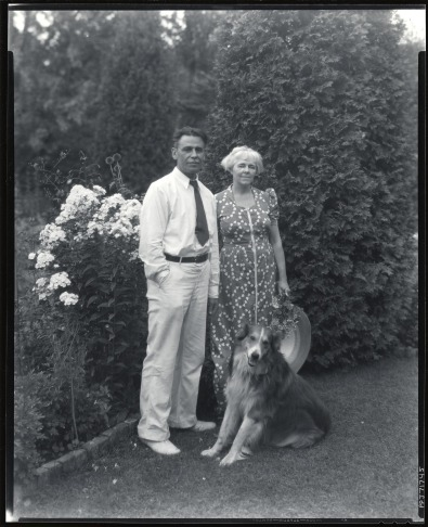 SAAM-J0071745 Richard Recchia Kitty Parsons in Rockport MA photo in collection Smithsonian