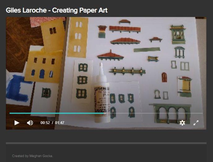 still from Giles laroche short video feb 2020 by Meghan Gocke