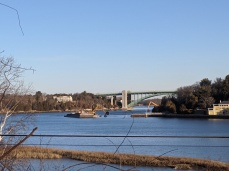 Sunny Saturday morning dredging Annisquam River_Gloucester Mass._ 20200222_photograph ©c ryan (3)