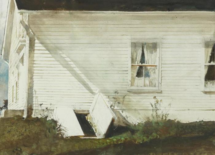 WYETH Elsie's house 200,000-300,000 est on line by march 5