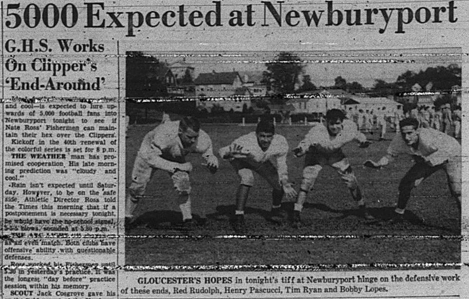 FB game GDT Oct 3 1958