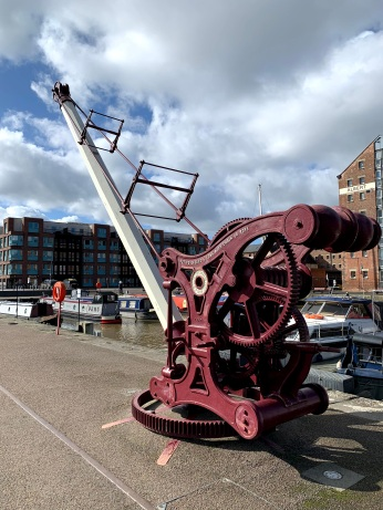 Industrial Boom At The Gloucester Quays