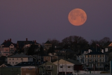 Super Moon Worm Moon March Full Gloucester copyright Kim Smith - 5 of 18