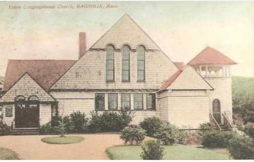 courtesy image_postcard Union Congregational Church Magnolia Mass_6053