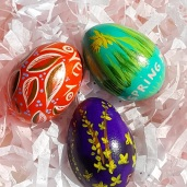 courtesy photo_© blown hand painted Easter Eggs 2020_ BRENDA WIBERG AND BETTY ALLENBROOK WIBERG_20200412 (4)