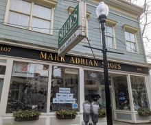 Mark Adrian Shoes Main Street Gloucester Ma_20200328 ©c ryan