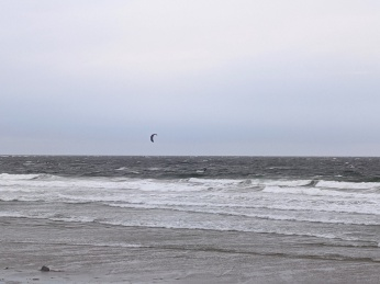 solo kitesurfing on windgusts, April 21, 2020 _Long Beach, Rockport_Ma, Gloucester_MA, © c ryan (1)