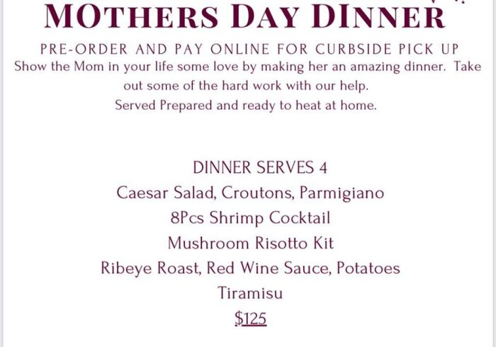 Mother's Day Tonno