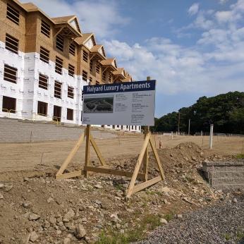 Halyard Apartments and YMCA Gloucester Crossing progress_20200722_Gloucester Mass ©c ryan (11)