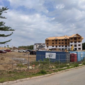 Halyard Apartments and YMCA Gloucester Crossing progress_20200722_Gloucester Mass ©c ryan (3)