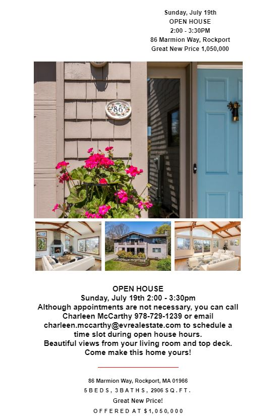 Open House 719 Marmion