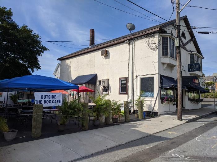 Outside the Box Cafe_20200725_Rhumbline Gloucester MA ©c ryan