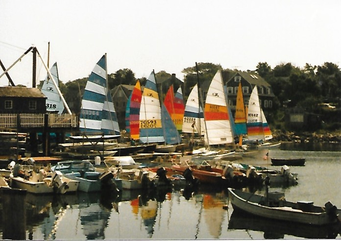 Rockport Sailboats 1986