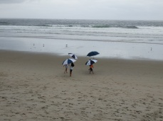 Umbrella joy on a gray day Long Beach ©c ryan (1)